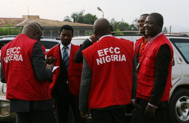 Why we arrested Theodore Orji's son, EFCC